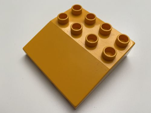 Lego Duplo Markise / Vordach hell-orange